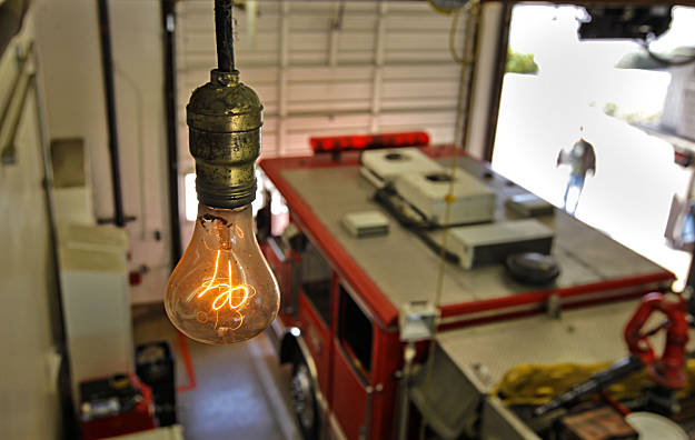 Centennial Light Bulb